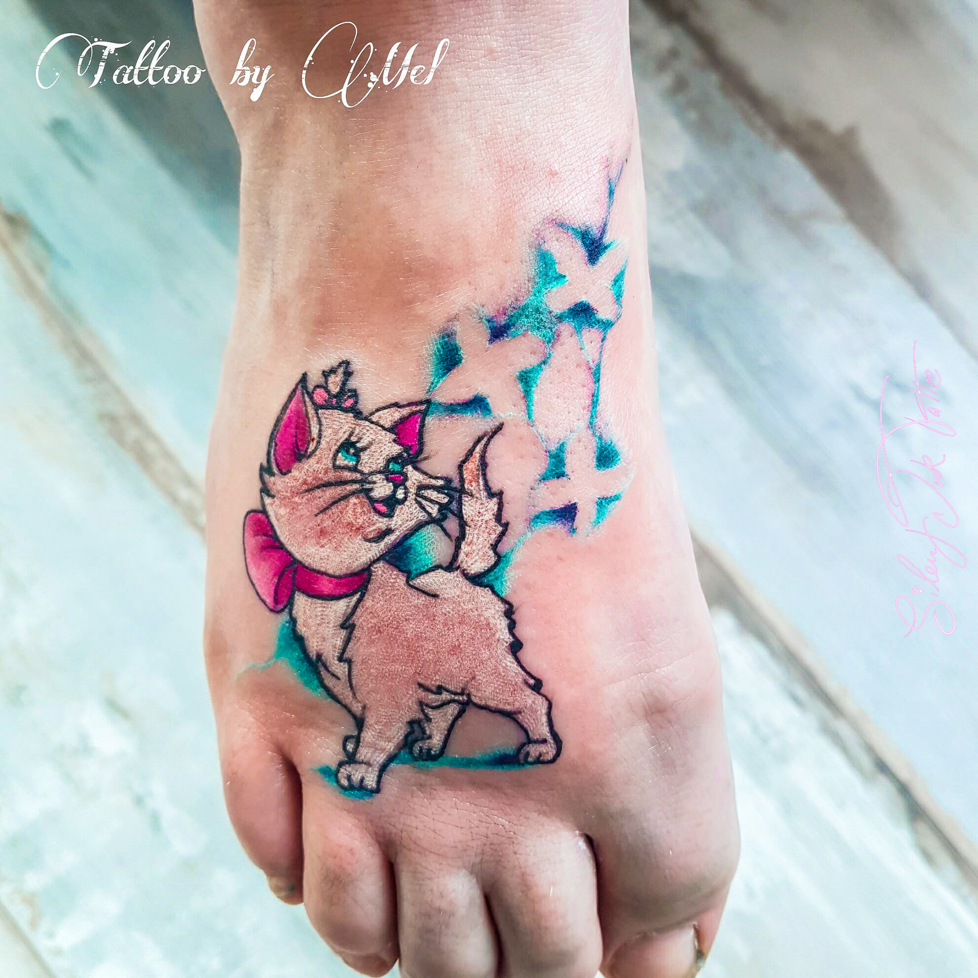 Silent Ink Tattoo - Animals